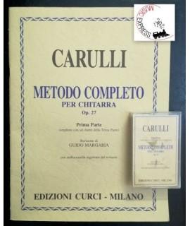 Carulli - Metodo Completo per Chitarra Op. 27 Prima Parte