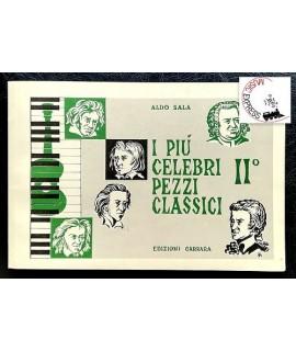 Sala - I Più Celebri Pezzi Classici II° Volume - Ed. Carrara 3896 - Aldo Sala