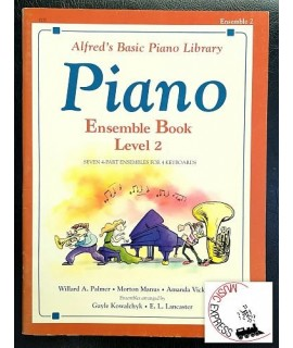 Alfred's Basic Piano Library - Piano Ensemble Book Level 2