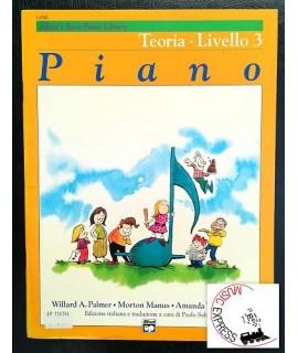 Alfred's Basic Piano Library - Piano Teoria Livello 3