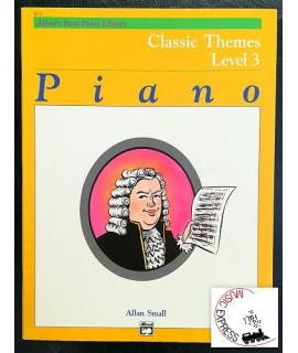 Alfred's Basic Piano Library - Piano Classic Themes Level 3