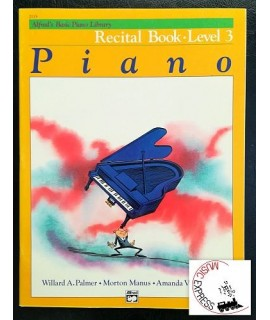 Alfred's Basic Piano Library - Recital Book Level 3