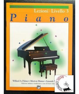 Alfred's Basic Piano Library - Piano Lezioni Livello 3