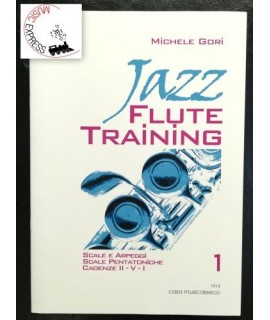 Michele Gori - Jazz Flute Training 1