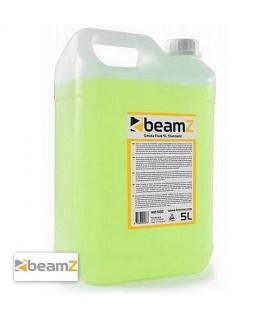 Beamz Smoke Fluid Standard Yellow 5LT