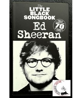 Sheeran - The Little Black Songbook