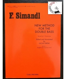 Simandl - New Method for Double Bass Book 1