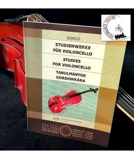 Somló - Studies for Violoncello