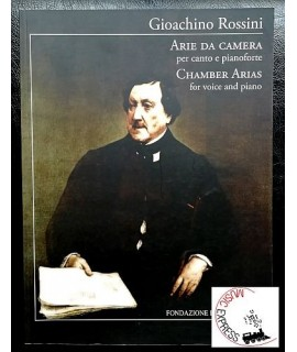 Rossini - Arie da Camera per Canto e Pianoforte