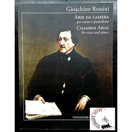 Rossini - Arie da Camera per Canto e Pianoforte