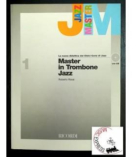 Rossi - Master In Trombone Jazz 1