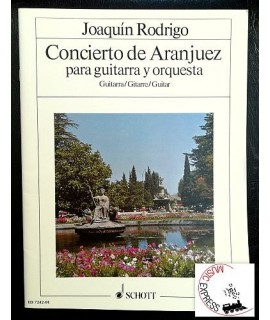 Rodrigo - Concierto de Aranjuez para Guitarra y Orquesta