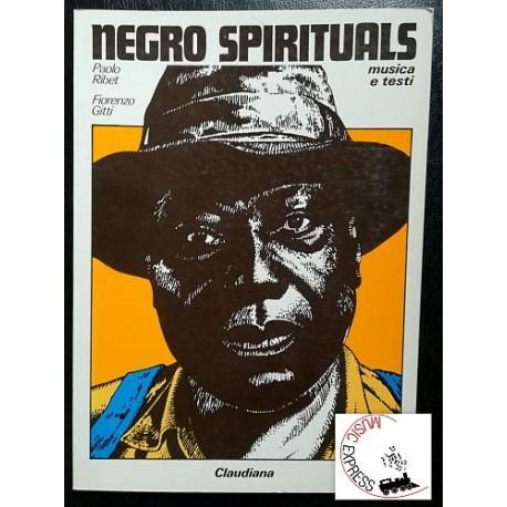 Ribet, Gitti - Negro Spirituals