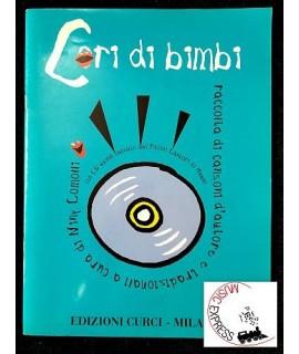 Comolli - Cori di Bimbi - Raccolta di Canzoni d'Autore e Tradizionali