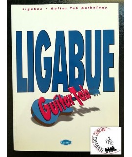 Ligabue - Guitar Tab Anthology