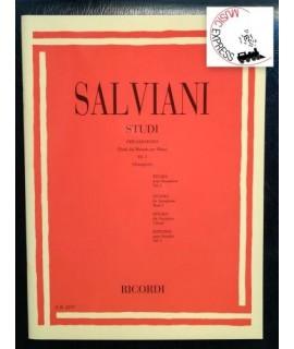 Salviani - Studi Per Saxofono Vol. I
