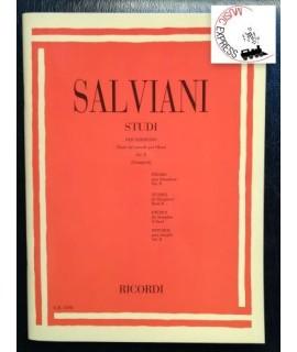 Salviani - Studi Per Saxofono Vol. II