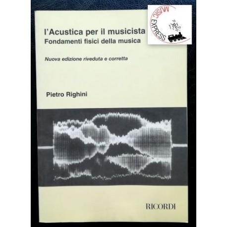 Righini - L'Acustica per il Musicista