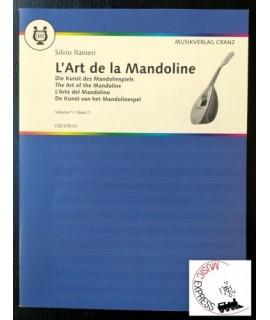 Ranieri - L'Art de la Mandoline Volume 1