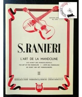 Ranieri - L'Art de la Mandoline Volume II
