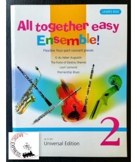 Rae - All Together Easy Ensemble 2