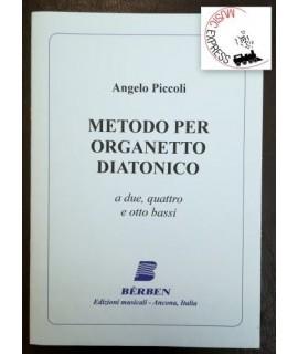 Piccoli - Metodo per Organetto Diatonico