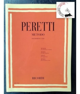 Peretti - Metodo per Trombone a Tiro
