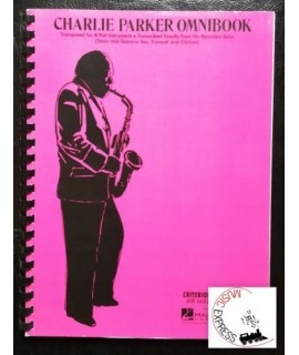 Parker - Charlie Parker Omnibook