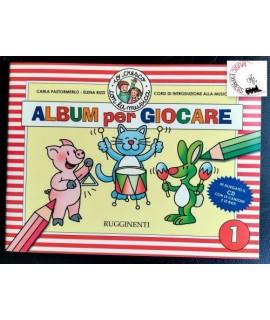 Pastomerlo, Rizzi - Io Cresco con la Musica - Album per Giocare