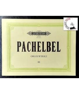 Pachelbel - Orgelwerke III