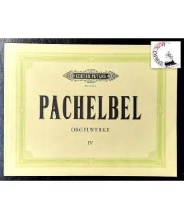 Pachelbel - Orgelwerke IV