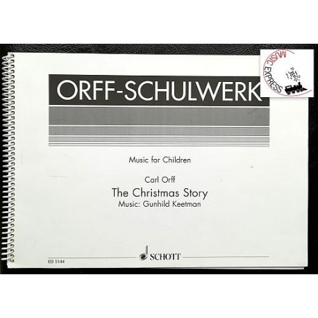 Orff - The Christmas Story
