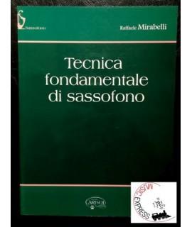Mirabelli - Tecnica Fondamentale di Sassofono