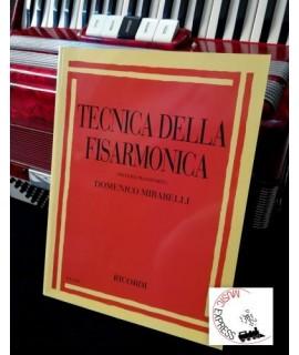 Mirabelli - Tecnica della Fisarmonica