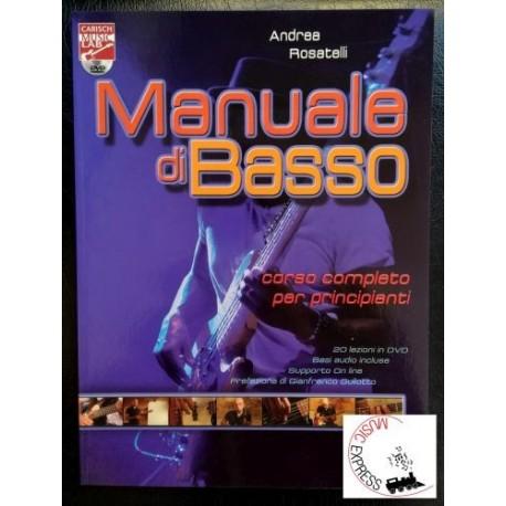 Rosatelli - Manuale di Basso