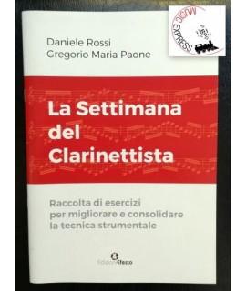 Rossi, Paone - La Settimana del Clarinettista