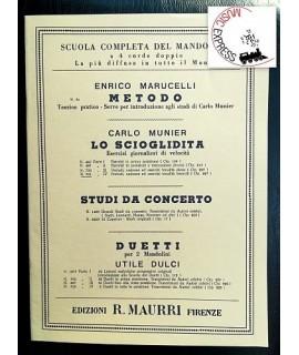 Munier - Lo Scioglidita - Esercizi Giornalieri di Velocità parte IV