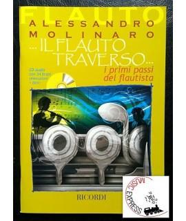 Molinaro - Il Flauto Traverso - I Primi Passi del Flautista