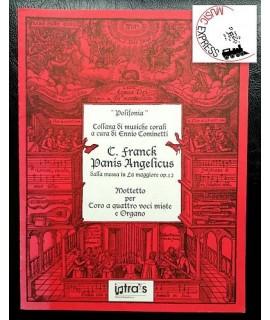 Franck - Panis Angelicus dalla Messa in La Magg Op. 12 - Ed. Intra's  V&B155 - Cesar Franck