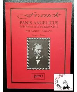 Franck - Panis Angelicus dalla Messa in La Magg Op. 12 per Canto e Organo