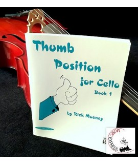 Mooney - Thumb Position for Cello Book 1