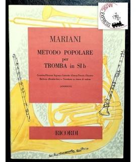 Mariani - Metodo Popolare per Tromba in SiB