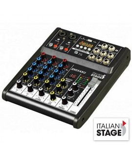 Italian Stage IS2MIX4XU Mixer