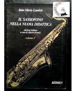 Londeix - Il Sassofono nella Nuova Didattica Volume 2