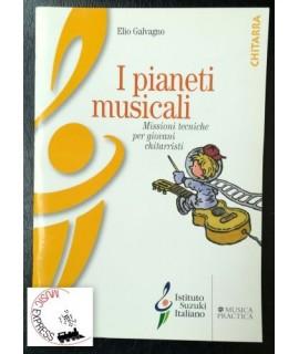 Galvagno - I Pianeti Musicali - Istituto Suzuki Italiano