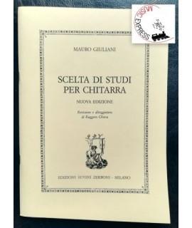 Giuliani - Scelta di Studi per Chitarra
