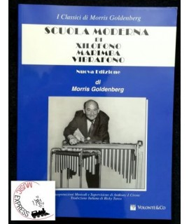 Goldenberg - Scuola Moderna di Xilofono Marimba Vibrafono