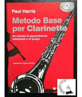 Harris - Metodo Base Per Clarinetto
