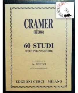 Cramer - 60 Studi Scelti per Pianoforte