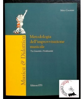 Cosottini - Metodologia dell'Improvvisazione Musicale